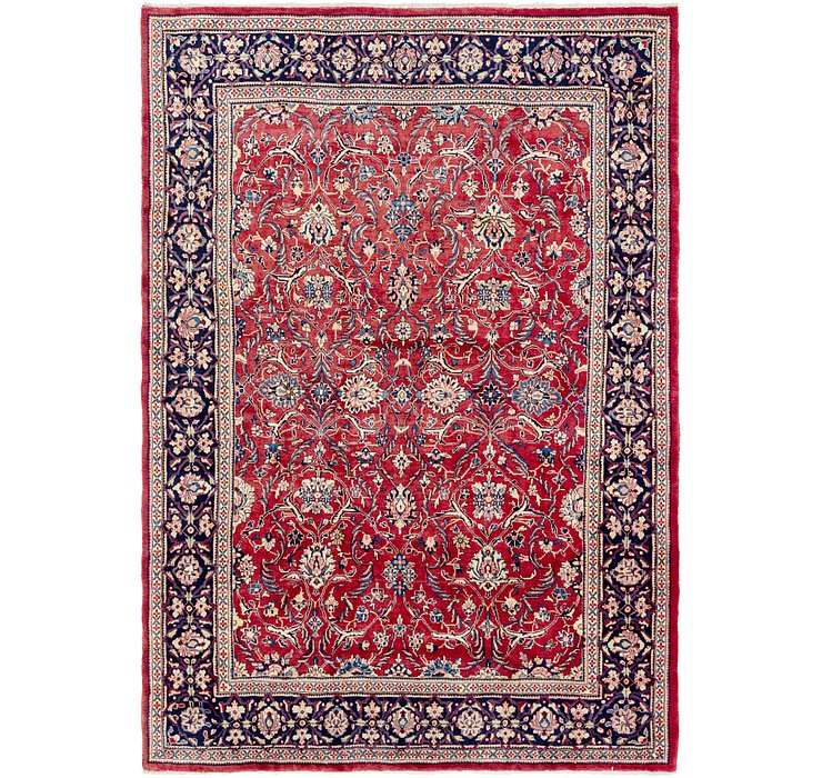 8' 9 x 12' 7 Mahal Persian Rug