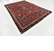 Link to 7' 9 x 11' 6 Mashad Persian Rug