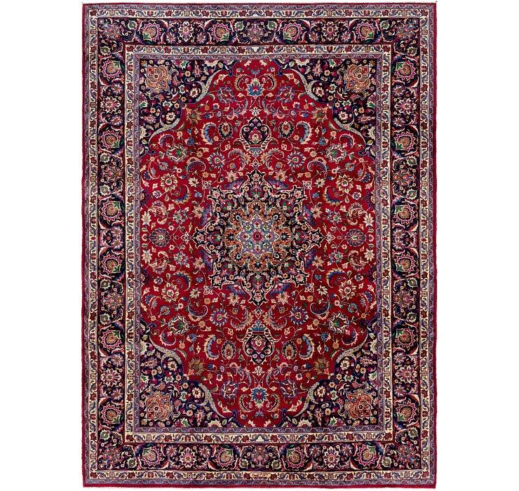 HandKnotted 10' x 13' 5 Mashad Persian Rug