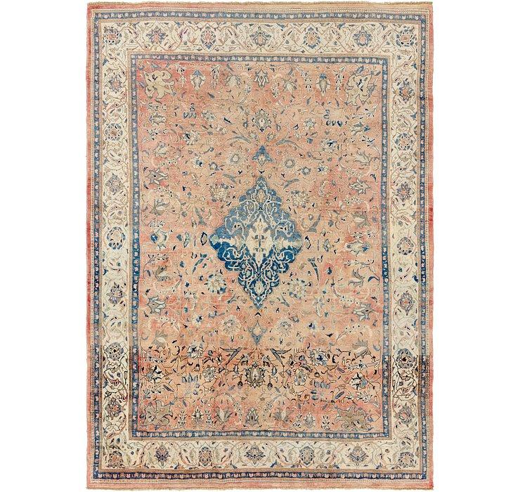 9' 9 x 13' 9 Mahal Persian Rug