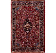 Link to 230cm x 355cm Mahal Persian Rug