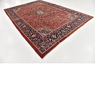 Link to 8' 10 x 13' Mahal Persian Rug