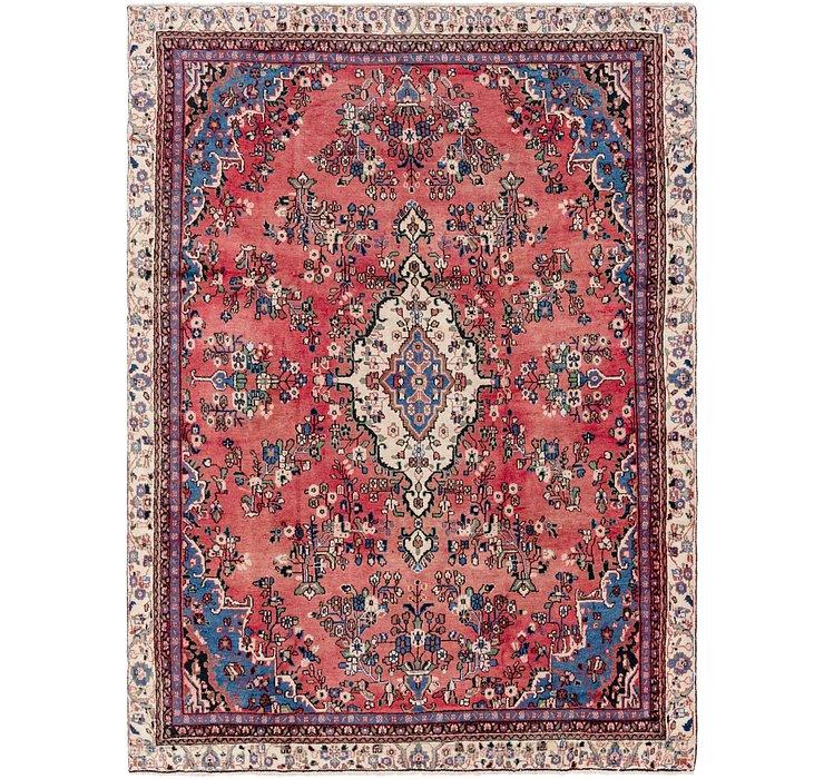 9' 6 x 12' 4 Hamedan Persian Rug
