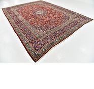 Link to 9' 5 x 12' 10 Kashan Persian Rug
