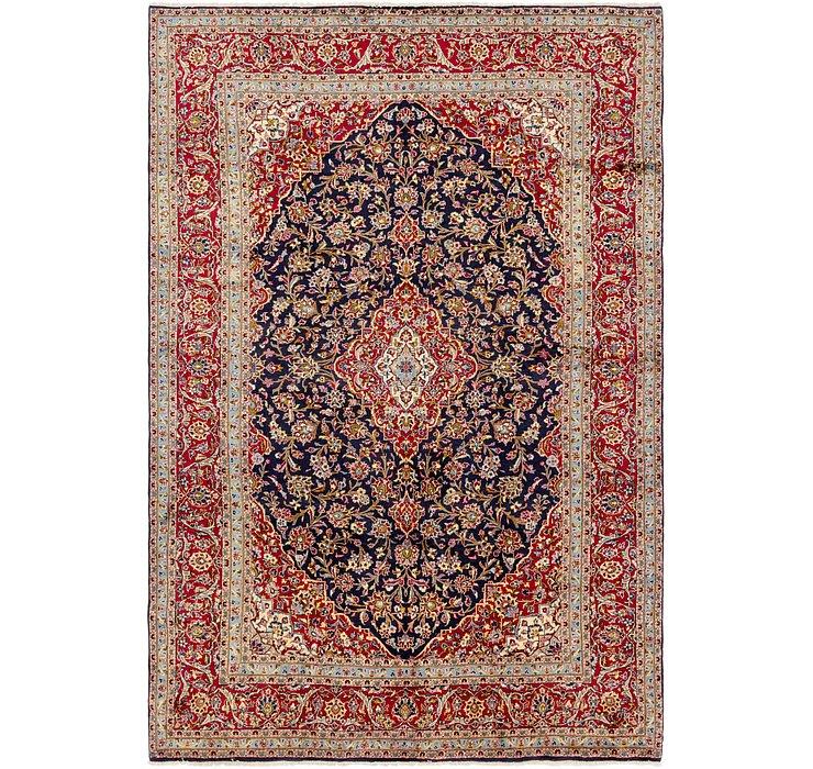 8' 2 x 11' 8 Kashan Persian Rug