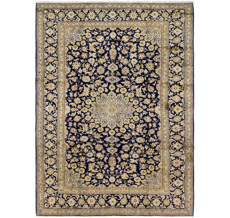 7' 10 x 10' 8 Kashan Persian Rug