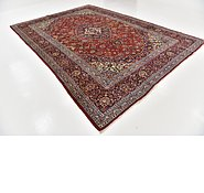 Link to 9' 6 x 13' 9 Kashan Persian Rug