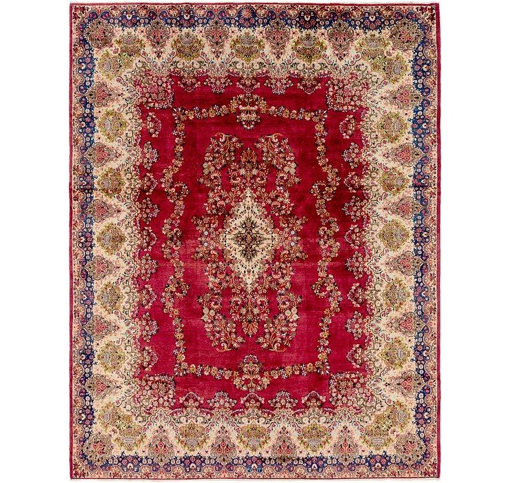 10' 2 x 13' 3 Kerman Persian Rug