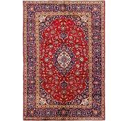 Link to 6' 6 x 9' 6 Kashan Persian Rug