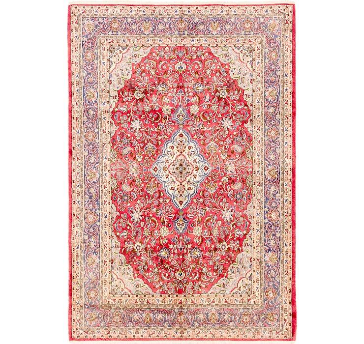 6' 5 x 9' 9 Shahrbaft Persian Rug