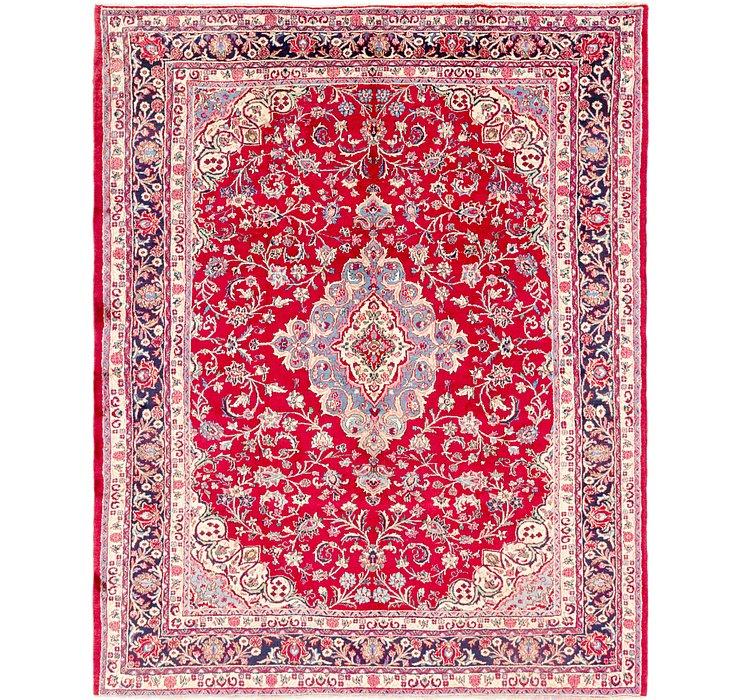 9' x 11' 3 Shahrbaft Persian Rug