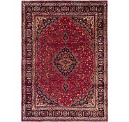 Link to 7' 10 x 11' Mashad Persian Rug