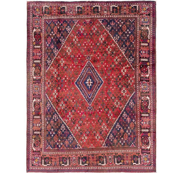 8' 7 x 11' 8 Joshaghan Persian Rug
