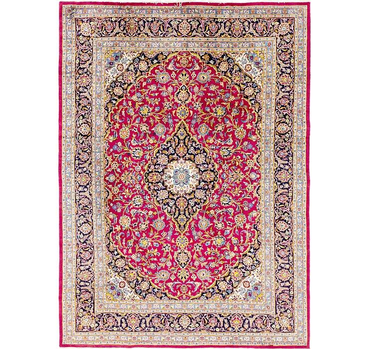 8' 3 x 11' 4 Kashan Persian Rug
