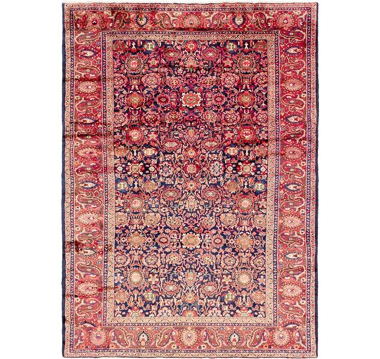 8' 10 x 12' 3 Hamedan Persian Rug