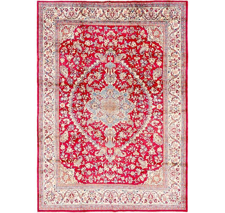 10' x 13' 9 Mahal Persian Rug