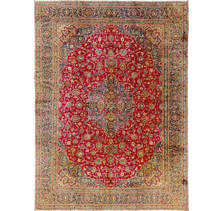 9' 3 x 12' 8 Mashad Persian Rug
