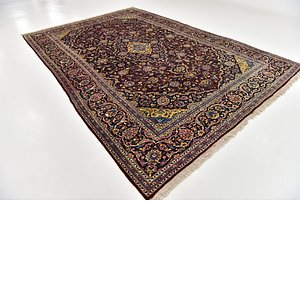 Link to 280cm x 410cm Kashan Persian Rug item page