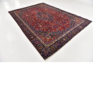 Link to 255cm x 355cm Mashad Persian Rug item page