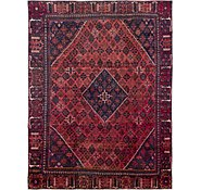 Link to 8' 7 x 11' 7 Joshaghan Persian Rug