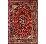 Link to 193cm x 285cm Mashad Persian Rug