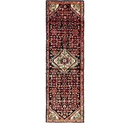 Link to 2' 6 x 8' 4 Hossainabad Persian Runner Rug