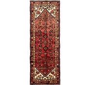 Link to 97cm x 275cm Hamedan Persian Runner Rug