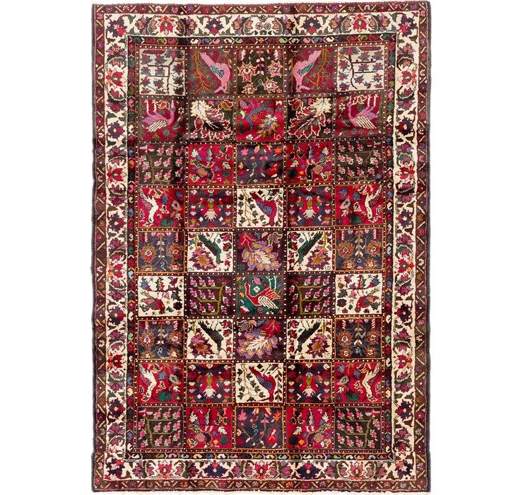 5' 8 x 8' Bakhtiar Persian Rug