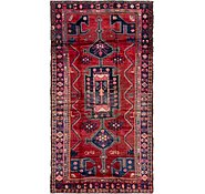 Link to 4' 10 x 9' 4 Koliaei Persian Runner Rug