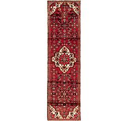 Link to 75cm x 270cm Hossainabad Persian Runner Rug