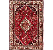 Link to 5' x 7' 4 Borchelu Persian Rug