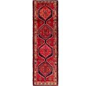 Link to 97cm x 318cm Meshkin Persian Runner Rug