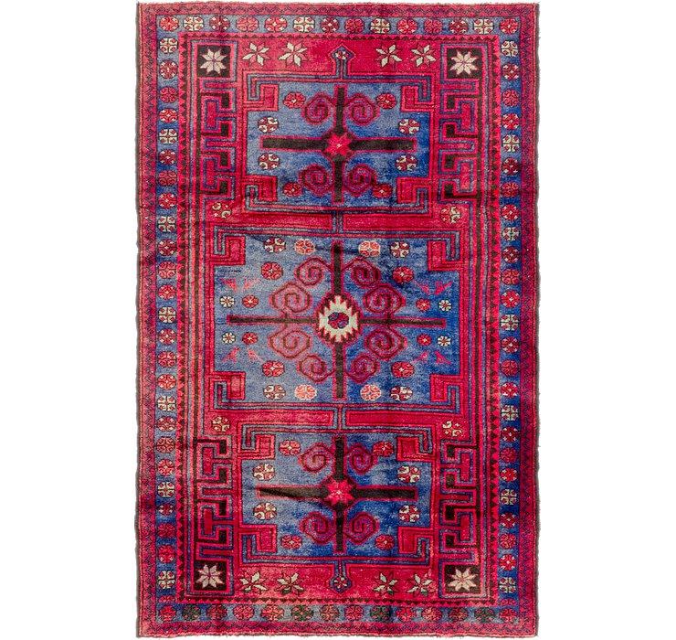 4' 4 x 6' 10 Zanjan Persian Rug