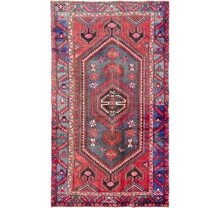 122cm x 213cm Zanjan Persian Rug