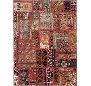 Link to 160cm x 213cm Ultra Vintage Persian Rug