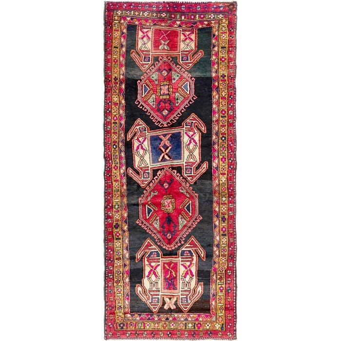 3' 8 x 9' 6 Meskin Persian Runner Rug