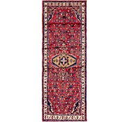 Link to 90cm x 250cm Hossainabad Persian Runner Rug