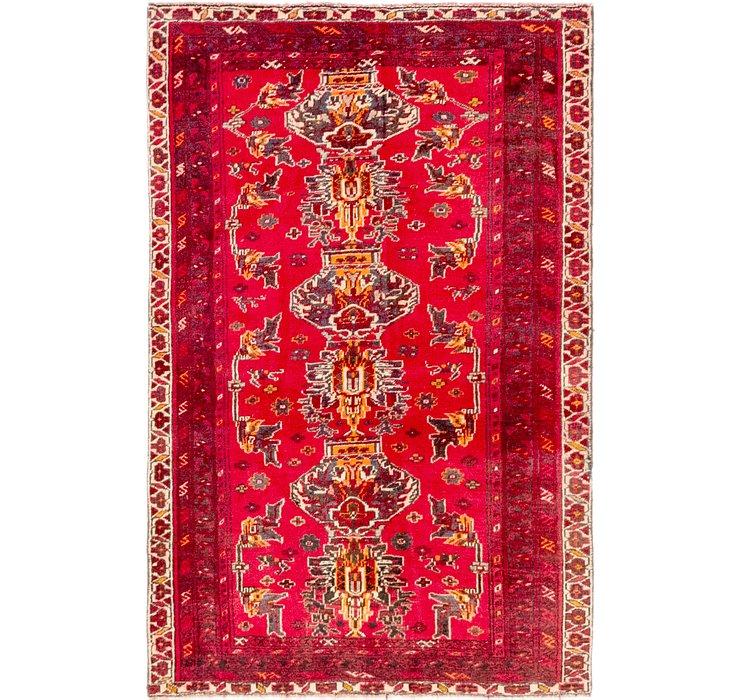 3' 3 x 5' 2 Shiraz Persian Rug