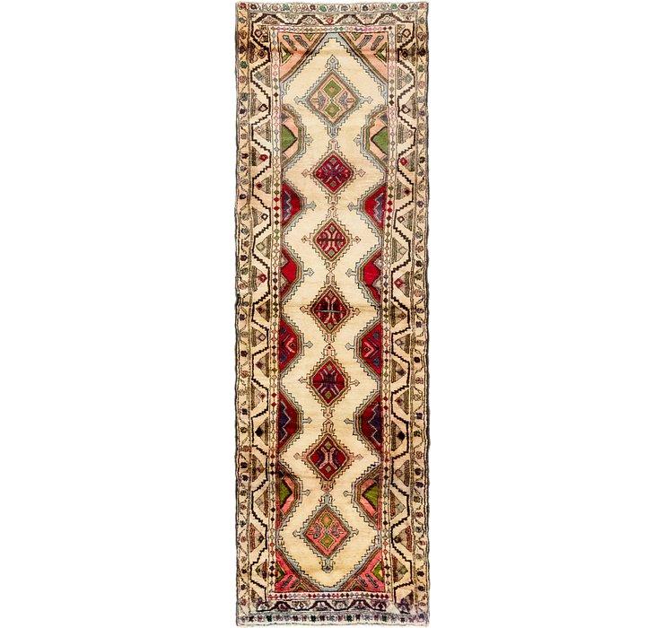 2' 8 x 9' 9 Chenar Persian Runner Rug
