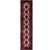 Link to 2' 7 x 10' 8 Balouch Persian Runner Rug