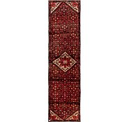 Link to 75cm x 305cm Hossainabad Persian Runner Rug