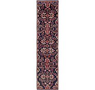 Link to 90cm x 365cm Mehraban Persian Runner Rug