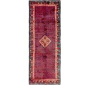 Link to 107cm x 292cm Farahan Persian Runner Rug