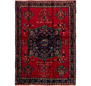 Link to 132cm x 178cm Hamedan Persian Rug