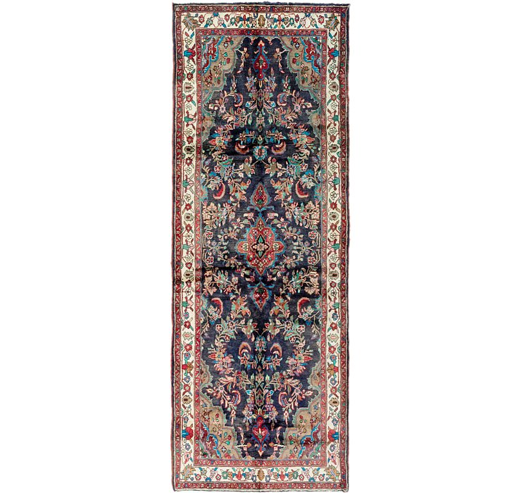 3' 8 x 10' 4 Liliyan Persian Runner ...