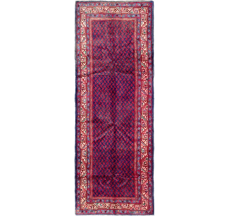 3' 10 x 10' 5 Botemir Persian Runner ...