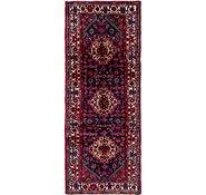 Link to 3' 8 x 9' 9 Hamedan Persian Runner Rug