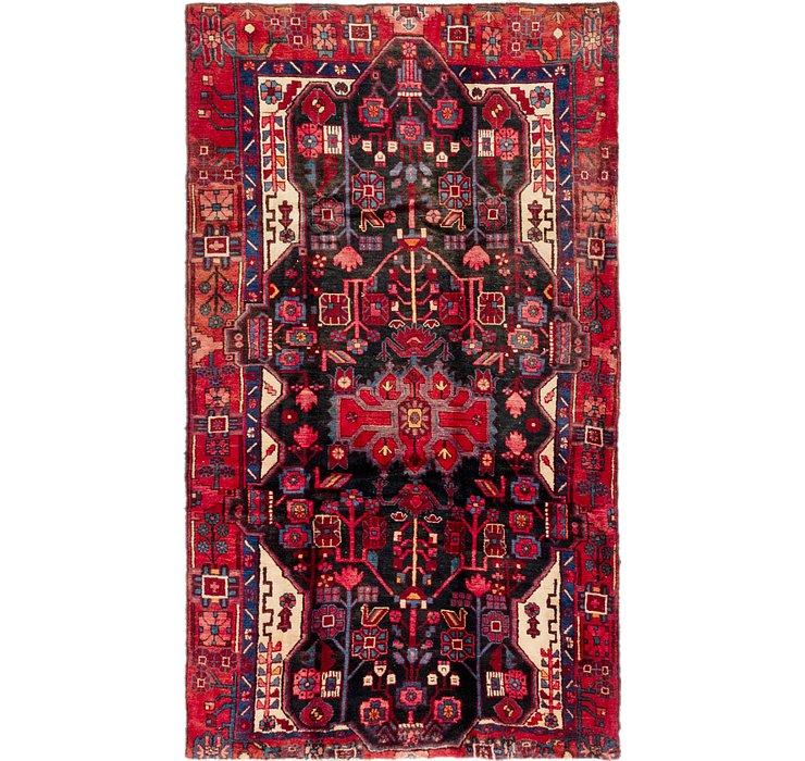 4' 10 x 8' 4 Nahavand Persian Rug