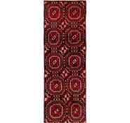 Link to 3' 5 x 10' 4 Hamedan Persian Runner Rug