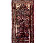 Link to 3' 7 x 6' 10 Hossainabad Persian Rug